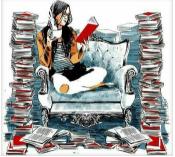 """""""I Enjoy Reading."""""""