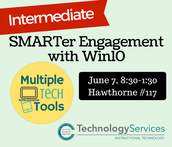 SMARTer Engagement with Windows 10 - Intermediate