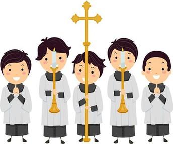 Altar Serving Training