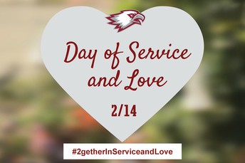 A Day of Service and Love