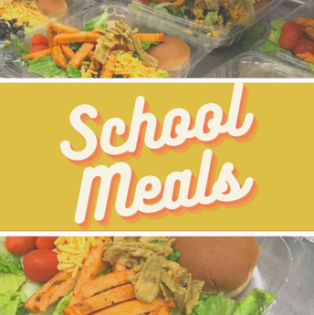 Grab and Go Meals for VIRTUAL STUDENTS