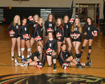 8th Girls Volleyball