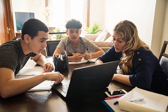 How You Can Support Your Child's Distance Learning