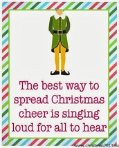 Friday: The Best Way to Spread Christmas Cheer, Is Singing Loud for All to Hear!