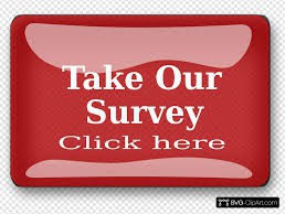 Take Our Survey - Click Here decorative image