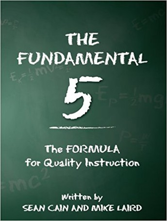 The Fundamental 5 Experience: April 3