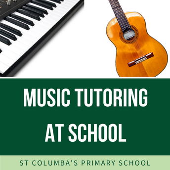 Music tutoring at school