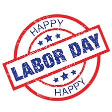 Labor Day - Sept 2