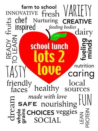 National School Lunch Week: Oct. 15-19