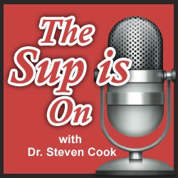 The Sup is On: Superintendent Steven Cook launches new podcast