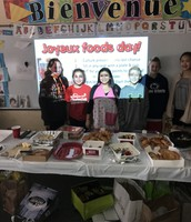 World Language Holds International Foods Day