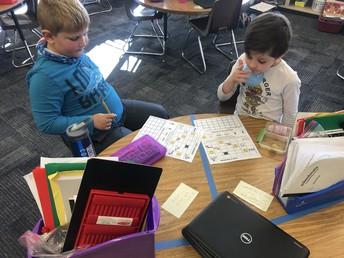 Coding Activities in First Grade