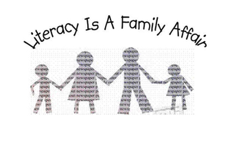 November 15, 2018 Family Literacy Day