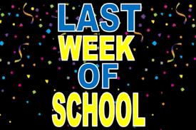 The Last Week of School (La última semana de clases)