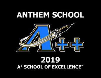 Anthem School shirts are here!