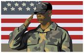 Veterans Day Program, November 9, 2017 at 9:00 a.m.