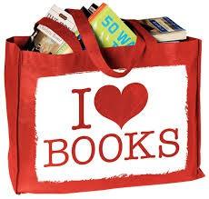 Library Book Bag & Art Supply Distribution