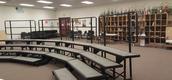 Band classroom at ORH