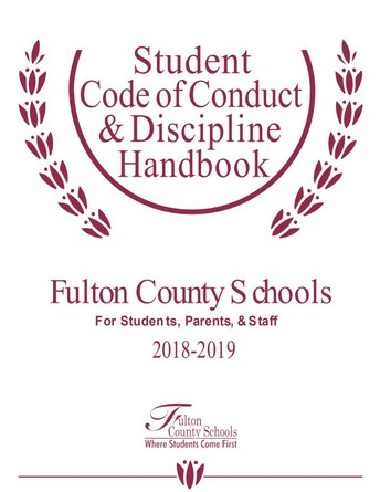 Code of Conduct- Electronic Signature Needed