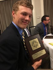 Kyle Grantham Named GAC South Player Of The Year