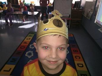 First Grade - Dakota