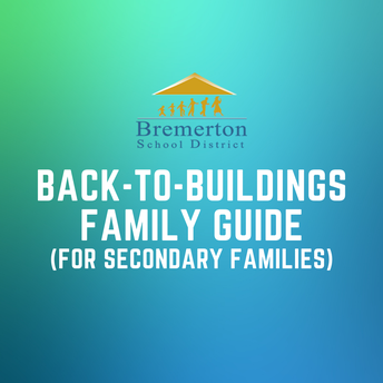Coming soon:  Back-to-Buildings Guide for Secondary Families