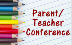 Parent Teacher Conferences: Nov 19th and 20th
