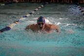 Saints Swim Team