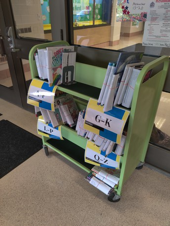 Book Checkout During Remote Learning