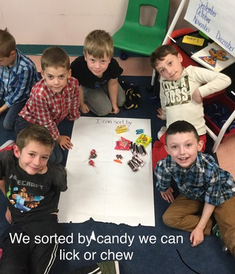Candy Sorting
