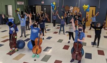 6th Grade Blue Orchestra 1