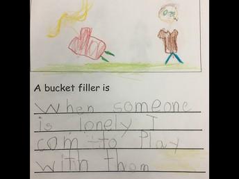 Class Bucket Filler Books