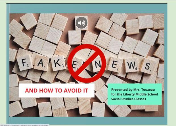 Digital Literacy lesson -- LMS