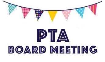 PTA Executive Board Meeting