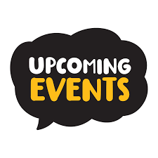 Upcoming Events:  February
