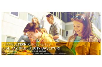 İstanbul Teknik Üniversitesi Lise Yaz Okulu