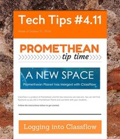 Promethean Planet merged with ClassFlow