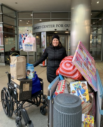 Cold Spring Holiday Gift Drive