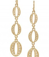 Kimberly Earrings - Gold