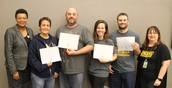 Math and Science Teachers from Texas Regional Collaborative Complete Program