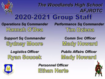 CONGRATS NEW GROUP STAFF