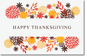 Happy Thanksgiving from Maple Dale!