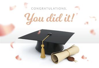 Graduation (MAY 16) 6:00p.m.