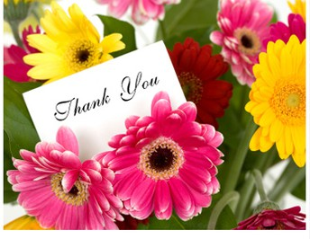 The Ultimate Cheat Sheet on Thank You Flowers