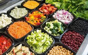 A to Z Salad Bar