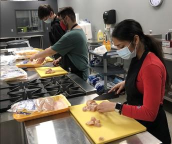 DTSOI Culinary Team
