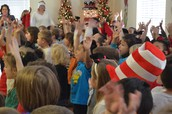 Kindergarten Shares Christmas Cheer With Local Nursing Home
