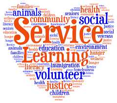 Student Service Learning Information: