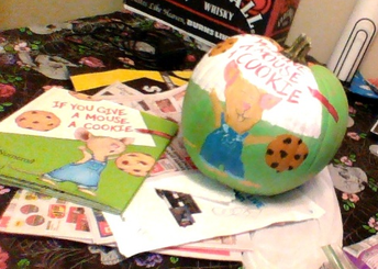 Storybook Pumpkin Projects