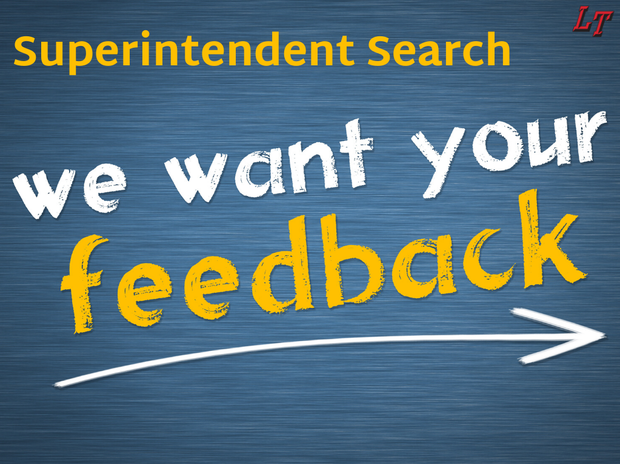 Provide input to Superintendent search here.